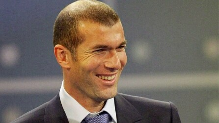 Zinedine Zidane è il nuovo testimonial di Mango