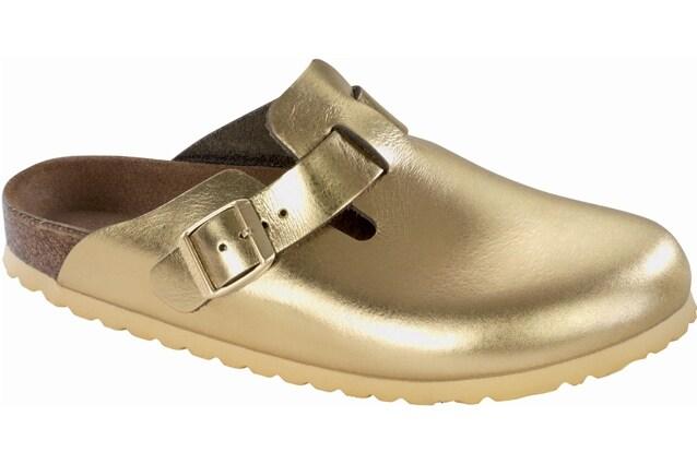 Pantofole gold