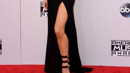 I 10 spacchi più sexy visti sul red carpet nel 2014