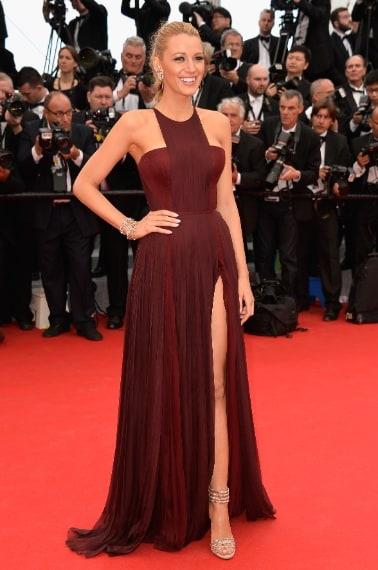L'attrice a maggio sul red carpet di Cannes sfila con indosso un abito Gucci Premiere