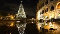 Addobbi, luci e decorazioni: a Natale Roma è ancora più bella