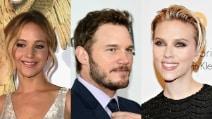La classifica Forbes 2014 delle star che hanno incassato di più al botteghino