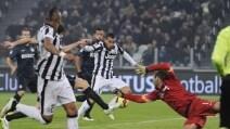 Le immagini di Juventus-Inter