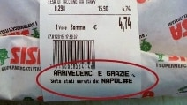"""Scontrini """"firmati"""" con le canzoni di Pino Daniele"""