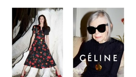 Joan Didion a 80 anni testimonial di Céline