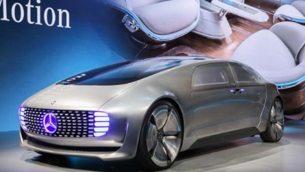 CES 2015, tutte le (futuristiche) automobili presentate a Las Vegas