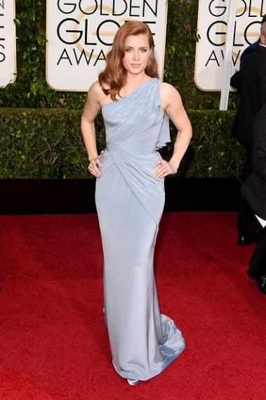 Amy Adams conferma ancora una volta di essere una delle star più eleganti di Hollywood. VOTO: 8