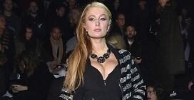 Gli originali look di Paris Hilton alla Milano Fashion Week