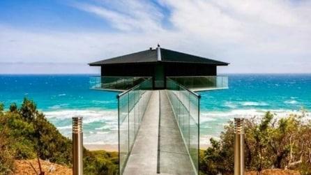 Pole House: la casa in affitto più estrema d'Australia