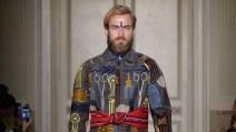Stella Jean collezione uomo Autunno/Inverno 2015-16