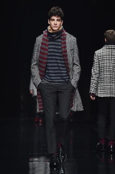 Moda Uomo Autunno Inverno 201415 : ERMANNO SCERVINO