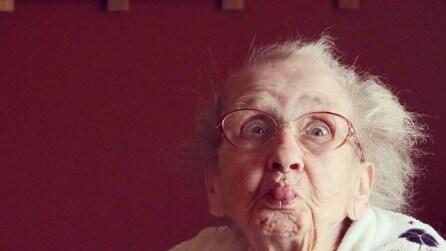 Nonna Betty è la vecchietta più famosa del web