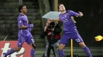 Coppa Italia, le immagini di Fiorentina-Atalanta