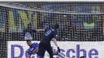 Le immagini di Inter-Sampdoria, Coppa Italia 2015