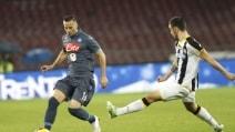 Le immagini di Napoli-Udinese