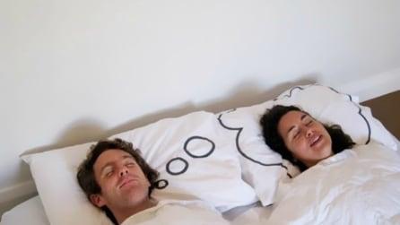 I 20 cuscini più creativi su cui poter dormire