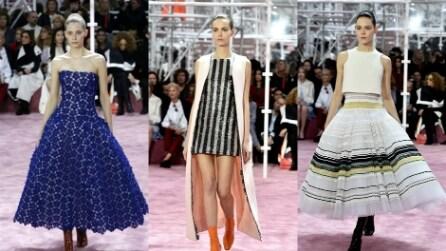 Dior collezione Haute Couture Primavera/Estate 2015