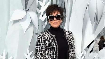 Kris Jenner ruba la scena alla figlia Kim Kardashian