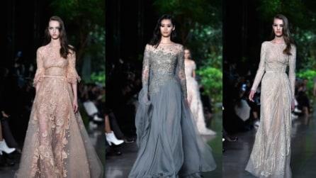 Elie Saab collezione Haute Couture Primavera/Estate 2015