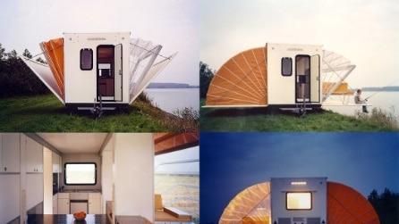 De Markies: la casa mobile trasformabile che moltiplica il suo spazio