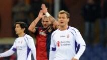Serie A, le immagini di Genoa-Fiorentina