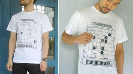 Quando la t-shirt è divertente oltre che originale