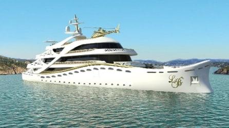 La Belle, il primo yacht super lusso per sole donne