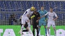 Le immagini di Roma-Fiorentina, Coppa Italia 2015