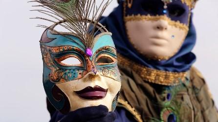 Maschere e acqua, la magia imprevedibile del Carnevale di Venezia