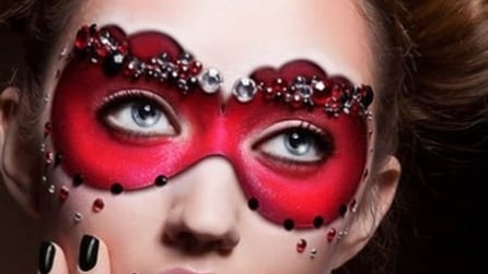 10 idee per il trucco di Carnevale