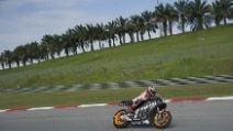 MotoGP, test Sepang: Marquez rimette le cose in chiaro
