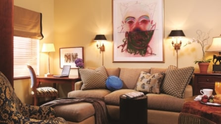 """Gli hotel di """"50 sfumature di grigio"""": dove la seduzione è andata in scena"""