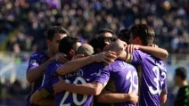 Serie A, le immagini di Fiorentina-Atalanta