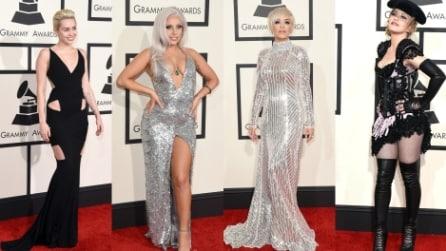 Grammy 2015: diamo i voti ai look delle star