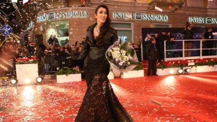 Sanremo 2015: i look dei cantanti sul red carpet del Festival