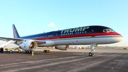 All'interno dei 10 più lussuosi jet privati dei vip