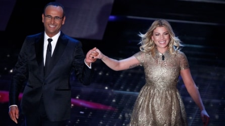 Sanremo 2015: i look di Emma Marrone per la 3a serata