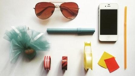 Instagram, ecco i filtri fai da te: occhiali da sole, nastro adesivo e molto altro