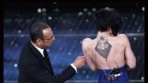 I tatuaggi del Festival di Sanremo 2015