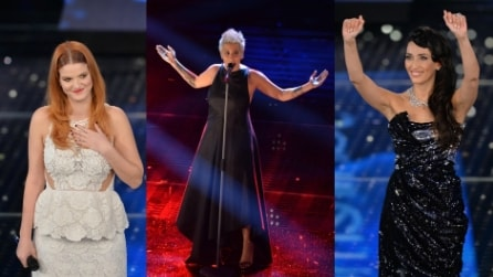 Sanremo 2015: tutti i look della finale