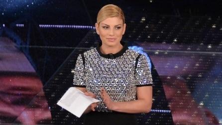 Il look di Emma Marrone per la finale di Sanremo 2015