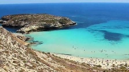 Le 10 spiagge più belle d'Italia 2015