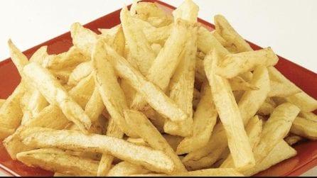 Le 10 alternative alle patatine fritte