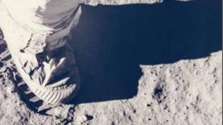 Nasa, prima in mostra poi all'asta le foto della storica impresa sulla luna