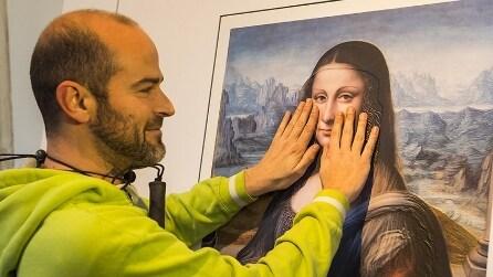 Quadri 3D per non vedenti al Prado di Madrid