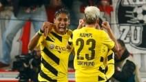 Bundesliga, Stoccarda-Borussia Dortmund 2-3