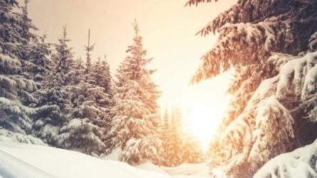 Le città d'Europa che bisogna vedere con la neve