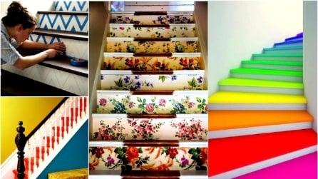 I 20 modi più originali per rendere uniche le vostre scale