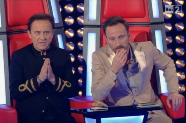 Roby vorrebbe mandare avanti Fabio Curto, Francesco fa il tifo per Luce Gamboni. Alla fine la spunta papà Fach, è Fabio a guadagnarsi un posto ai Live.