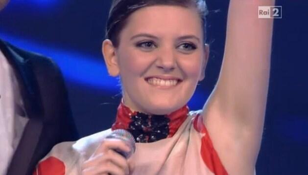 Carola è la seconda eliminata di TVOI.
